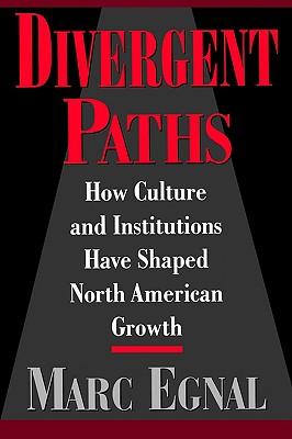 Divergent Paths By Egnal, Marc